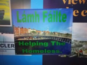 Lamh Failte helping the homeless outreach returns.